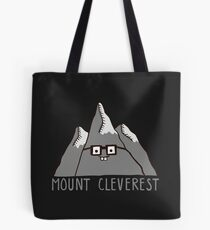 Bolsa de tela Nerd Mount Cleverest