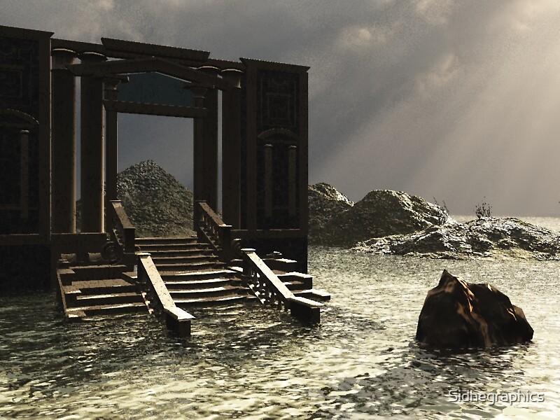 The Corruption of Atlantis by Sidhegraphics