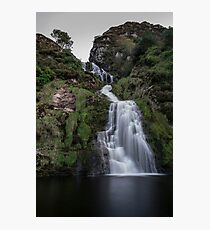 Assaranca Waterfall, Ardara Photographic Print