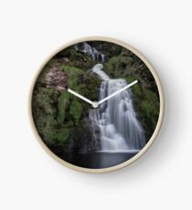 Assaranca Waterfall, Ardara Clock