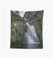 Assaranca Waterfall, Ardara Wall Tapestry
