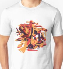 Rorzle—Shapes 1 Unisex T-Shirt
