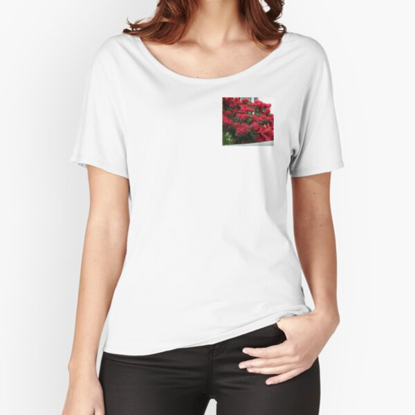 Rhododendron Relaxed Fit T-Shirt