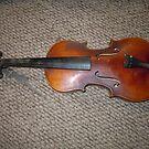 1713 Violin by James Gibbs
