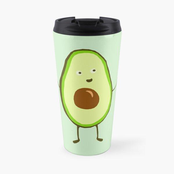 Mr Avocado Travel Mug