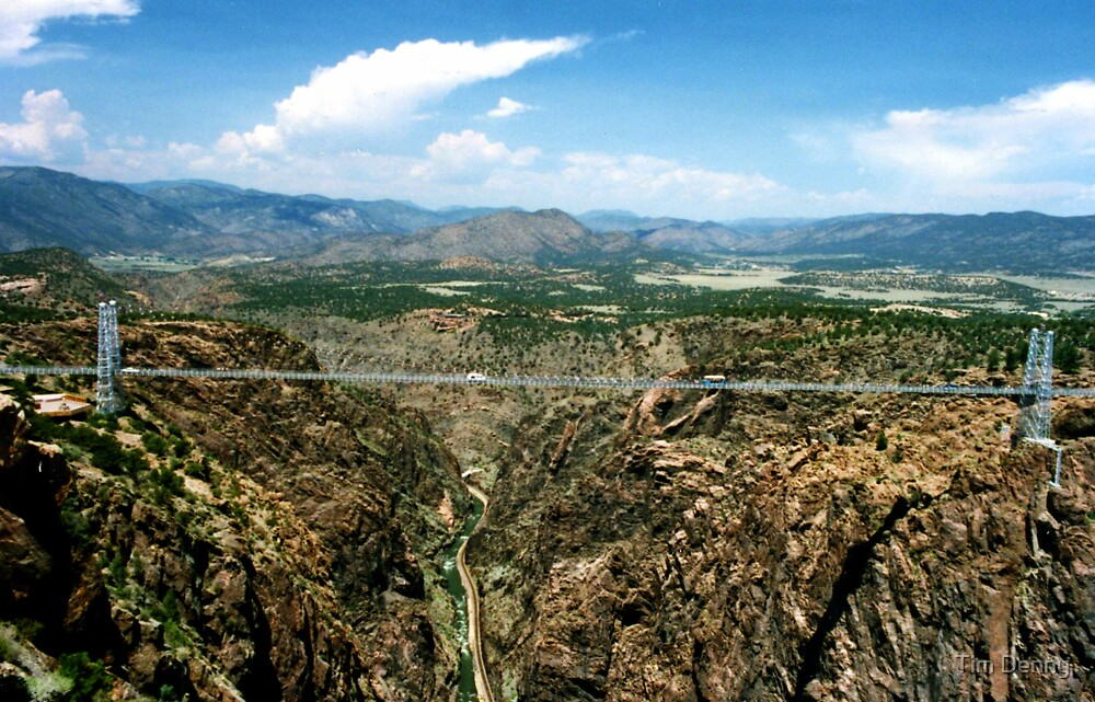 Royal Gorge Bridge by Tim Denny