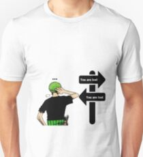 One Piece Roronoa Zoro  Unisex T-Shirt