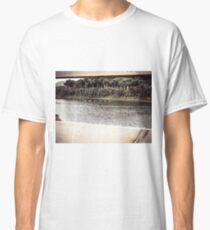 Ducks Through The Fence Classic T-Shirt