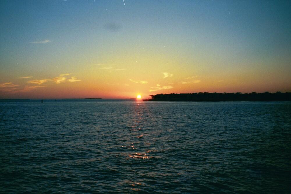 Sunset by Dario  da Silva