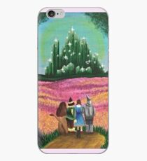 Off to see the wizard iPhone Case