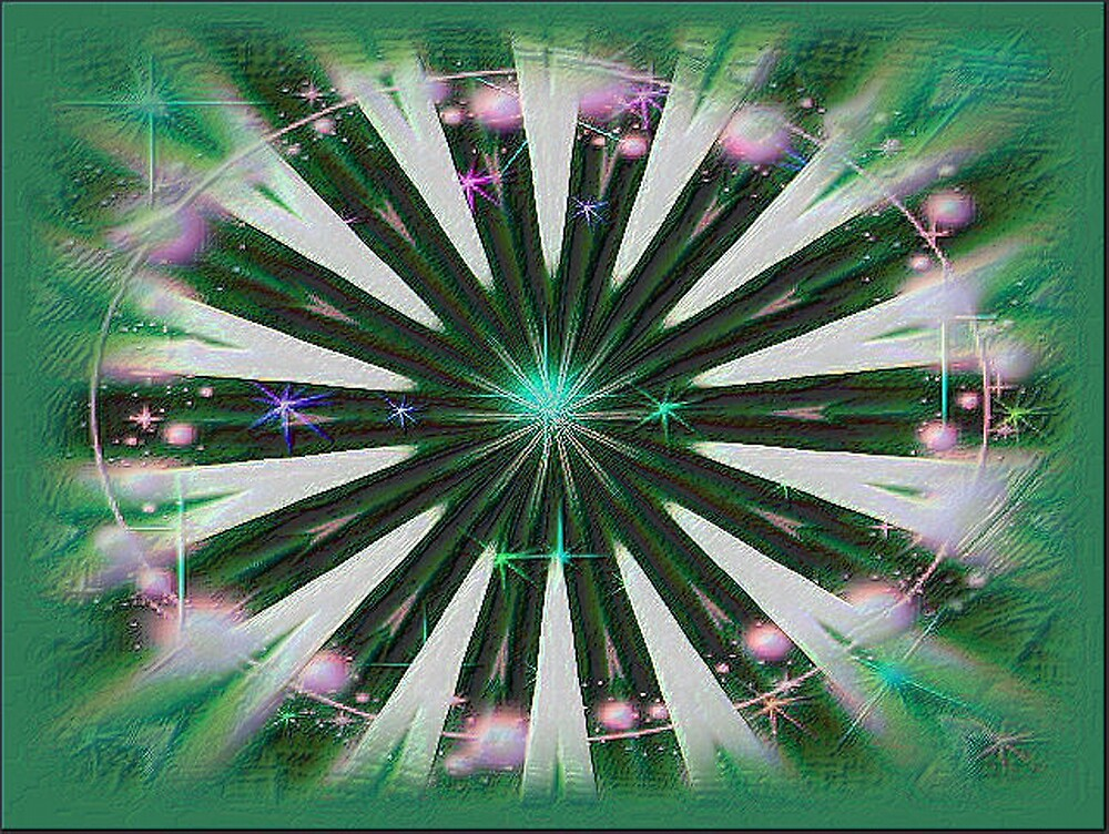Kaleidoscope 3 by angelheart