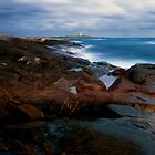 The Lighthouse...Western Australia by Angelika  Vogel