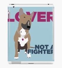 Roxy the Bull Terrier iPad Case/Skin