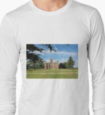 Highclere Castle a.k.a. Downton Abbey Long Sleeve T-Shirt