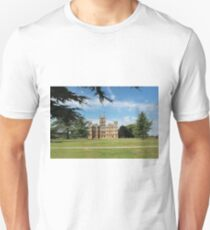 Highclere Castle a.k.a. Downton Abbey Unisex T-Shirt