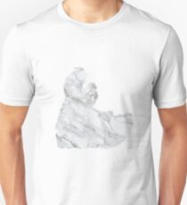 marble beauty and the beast  Unisex T-Shirt