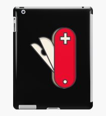 Swiss Army Knife  iPad Case/Skin