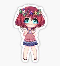 Kurosawa Ruby Chibi Sticker