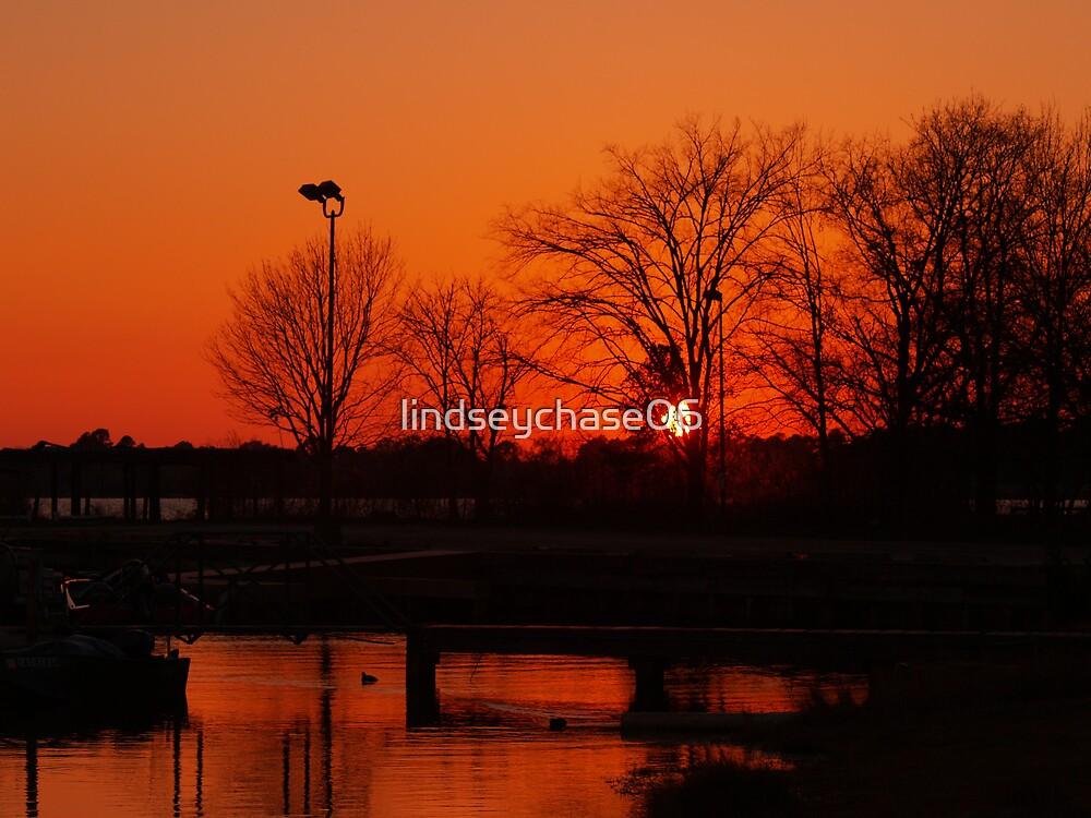 Lake Conroe Sunset 2 by lindseychase06