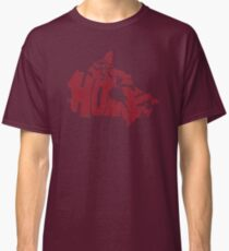 Canada Home (red) Classic T-Shirt