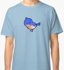 Adorable Kawaii Bluebird Classic T-Shirt
