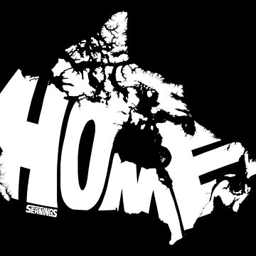Canada Home (white) by seaning