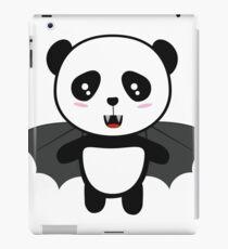 Vampire Panda with wings Rz5f0 iPad Case/Skin