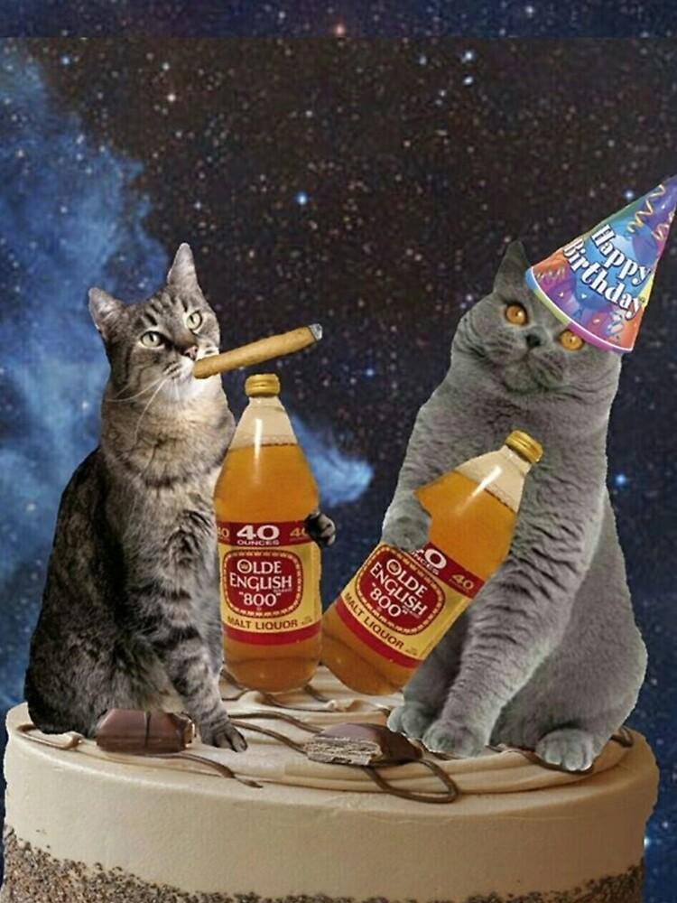 birthday buds by taco-elgato