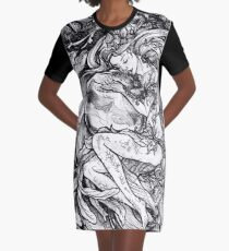 Gaia: The Living Planet Graphic T-Shirt Dress