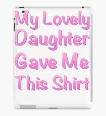 Happy Mothers Day Shirt iPad Case/Skin