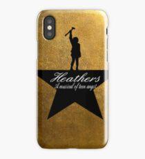 Heathers Hamilton iPhone Case/Skin