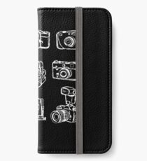 Photographer Camera iPhone Wallet/Case/Skin