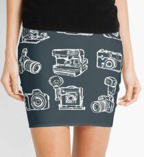 Photographer Camera Mini Skirt