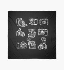 Photographer Camera Scarf