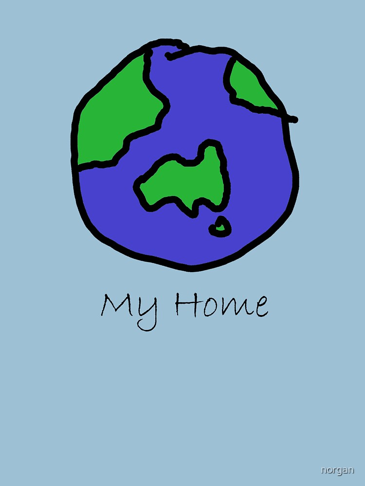 My Home by norgan