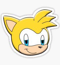 Ray Sticker Sticker