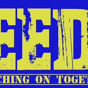 Leeds United LUFC by inkstyl