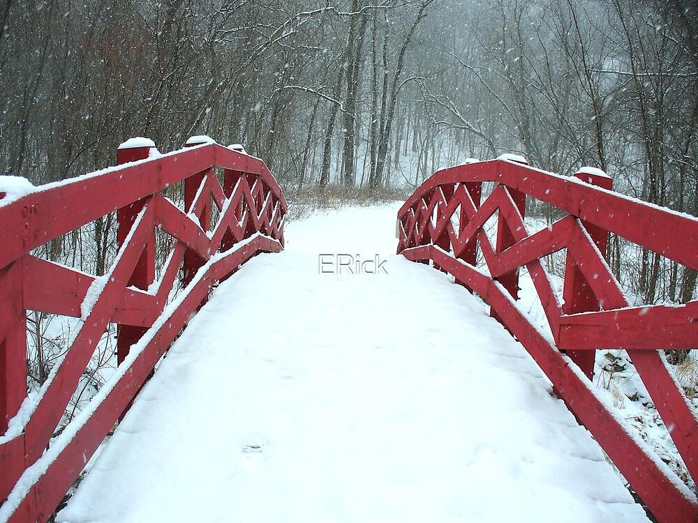 Red Bridge  by ERick
