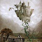 The Beanstalk by Kim Slater