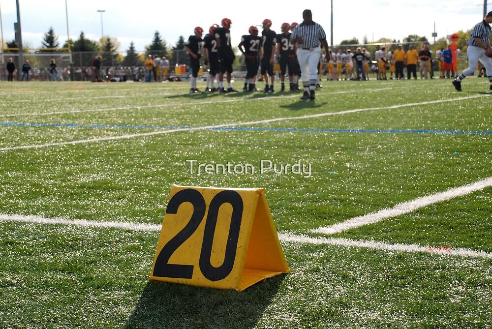 20 Yard Line by Trenton Purdy