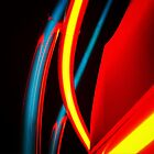 Neon - Red and Blue 4 by ATJones