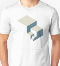 Fibonacci Blocks Unisex T-Shirt