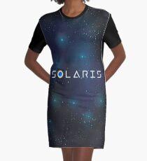 Solaris, George Clooney, Steven Soderbergh, Stanisław Lem, Natascha McElhone Vestido camiseta