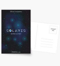 Solaris, George Clooney, Steven Soderbergh, Stanisław Lem, Natascha McElhone Postales