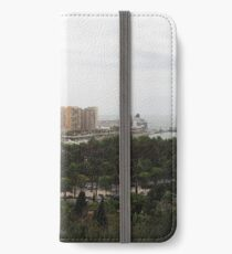 Malaga from top iPhone Wallet/Case/Skin