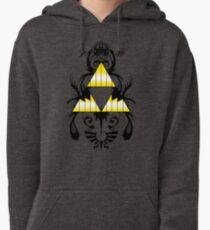 Zelda Triforce Ink Pullover Hoodie