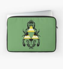 Zelda Triforce Ink Laptop Sleeve