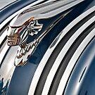 Pontiac Chief Hood Ornament by Linda Bianic
