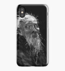 wiseman iPhone Case/Skin