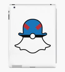 Snapchat Great Ball iPad Case/Skin